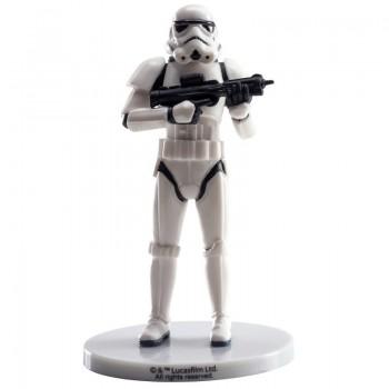 Muñeco de tarta Star War 9cm storm