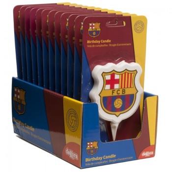 Vela Fig.F.C.Barcelona 7.5Cm