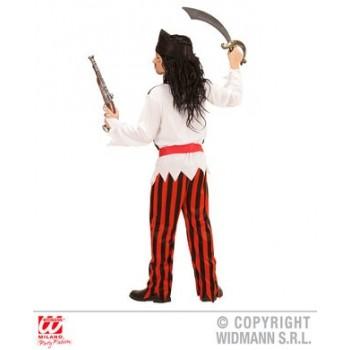 Disf.Inf.Pirata 4-5 Años