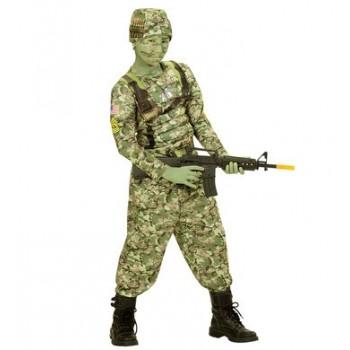 Disf.Inf,Soldado 11-13 Años