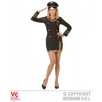 Disf.Capitana T-Xs