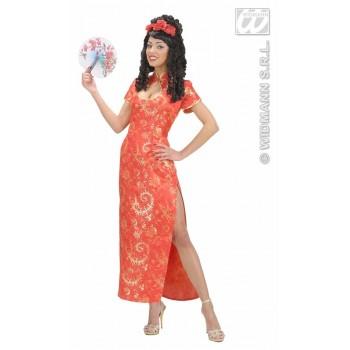 Disf. China Rojo/Oro T-M