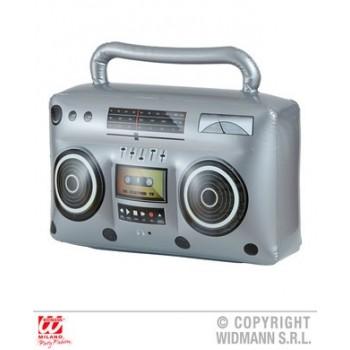Radio 50Cm Hinchable