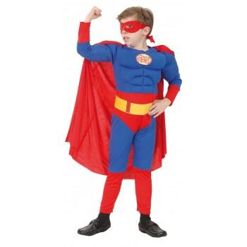 Disf.Inf.Superhombre S/M/L
