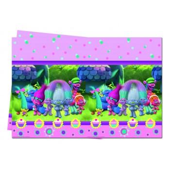 Mantel Pl. Trolls 120X180cm