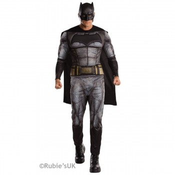 Disf.Batman Doj Classic Ad.