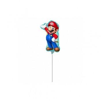 Globo Palo Supr Mario Bros
