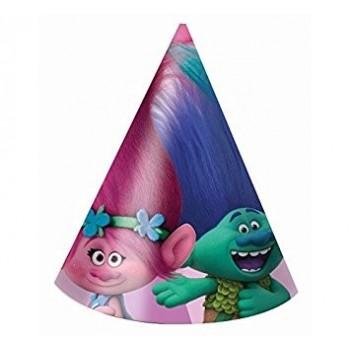 P/6 Sombrero Cono Trolls