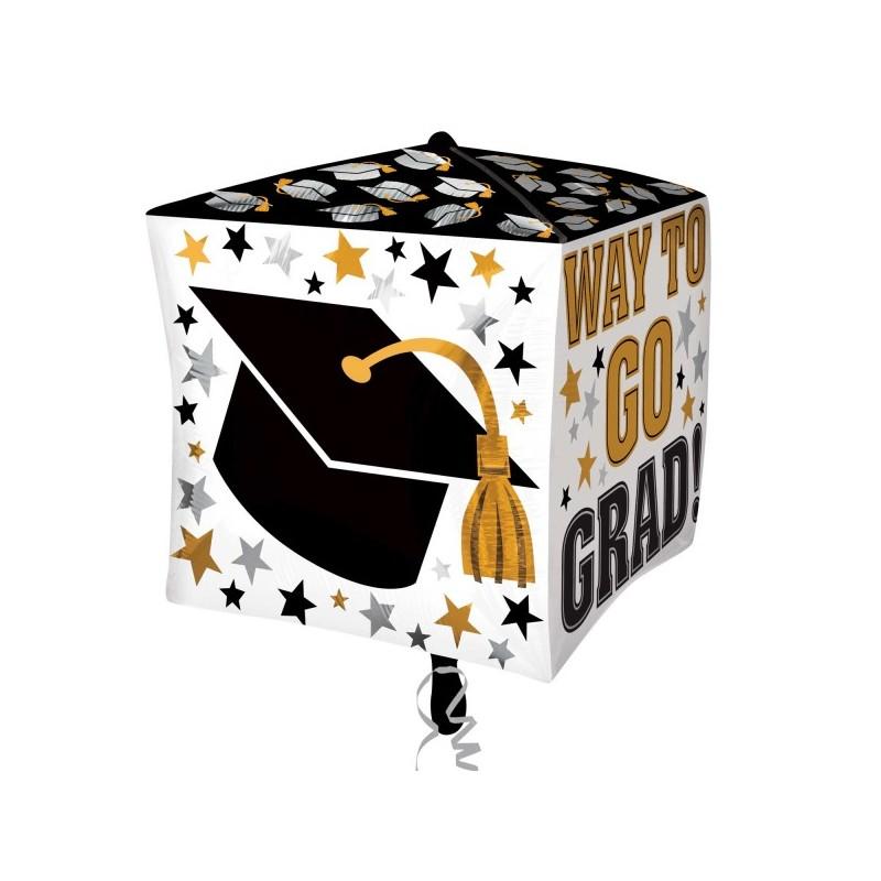 Globo Cubo Graduado
