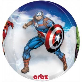 Globo Orbz Los Vengadores