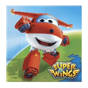 P/20 Serv. Super Wings