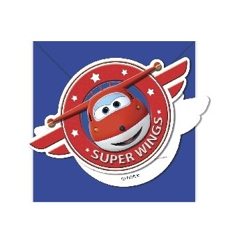 P/6 Inv.Forma Super Wings