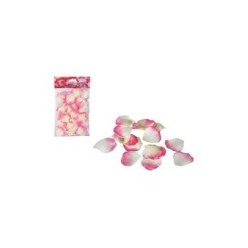 B/Petalos Rosas Crema