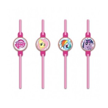 P/8 Cañitas My Little Pony