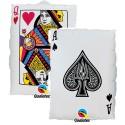 Globo Carta Poker 80Cm
