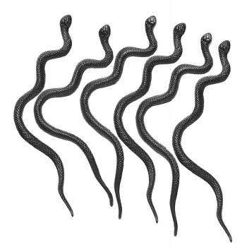Set 12 Serpientes 12,5Cm