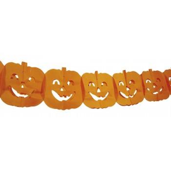 Guir.Papel Calabaza Naranja 4M
