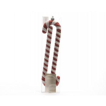 C/2 Baston Caramelo 24Cm Glitt
