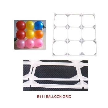 Malla Plast.R5 30X30 9Huecos