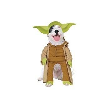Disf.Mascota Yoda T-S