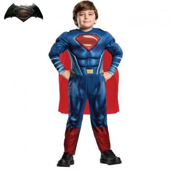 Disf.Superman Deluxe 8-10