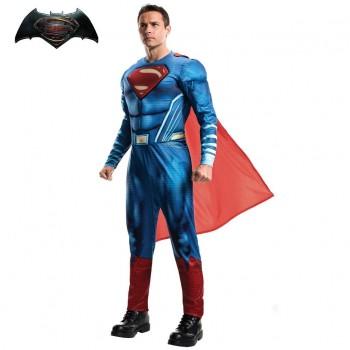 Disf.Superman Jl Classic Std