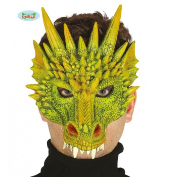 Media Careta Dragon Foam
