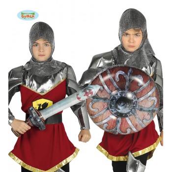 Set Escudo Y Espada Hinch.