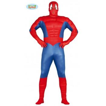 Disf.Superheroe Musculoso T-M