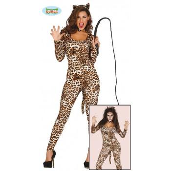 Disf.Leoparda T-S/M