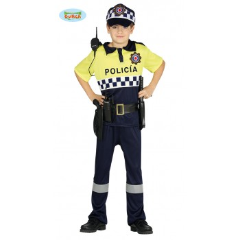 Disf.Inf.Policia Local 3-4Años