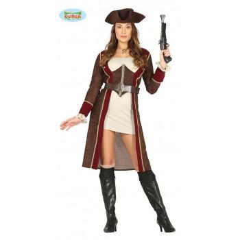 Disf.Chica Pirata T-L