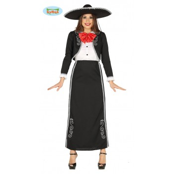 DISF.MUJER MARIACHI T-M
