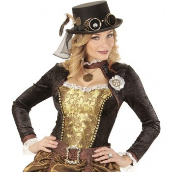 Collar Steampunk