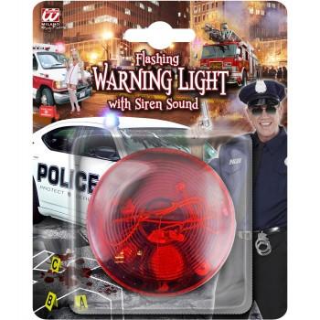 Luz Roja Emergencias C/Sirena