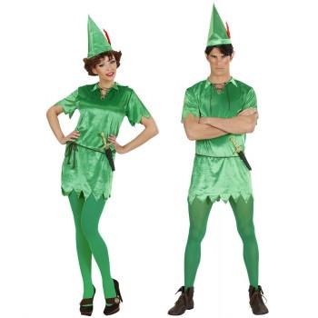 Disf.Peter Pan T-S