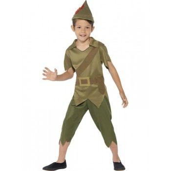 Disf.Inf.Robin Hood 4-6Años