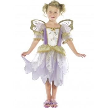 Disf.Inf.Princesa Fairy 4-6Año