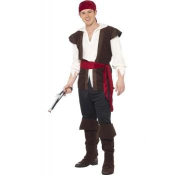 Disf.Chico Pirata T-L