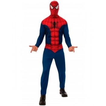 Disf.Spiderman Opp T-Xl