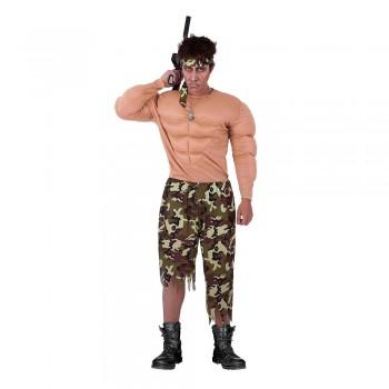 Disf.Rambo T-U