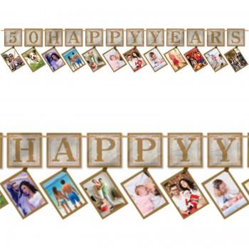 Guir.Dec.Photo 50Th Happy Year