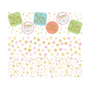 P/3 Confetti Fun H.Bday