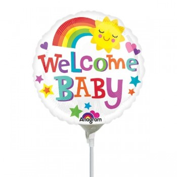 Globo Palo Welcome Baby