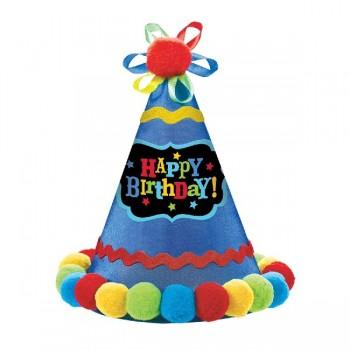 Somb.Cono H.Birthday Pompones