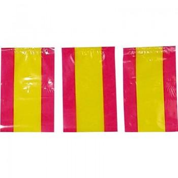 Bandera España 50Mt Plast.