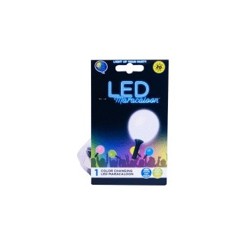 Globo Maraca Led Multicolor