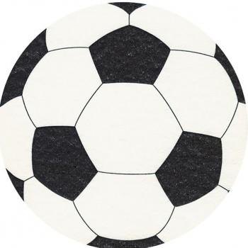 P/12 Serv.33X33 Balon Futbol