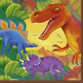 P/16 Serv.Dinosaurios