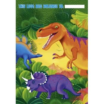 P/8 Bolsa Dinosaurios C/Asa